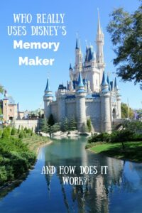 Who Really Uses Disney's Photo Maker and How does it work?