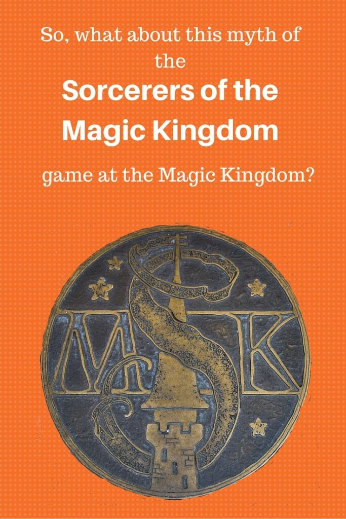 Sorcerer of the Magic Kingdom