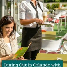 Dining Out In Orlando with Food Allergies and Dietary Restrictions