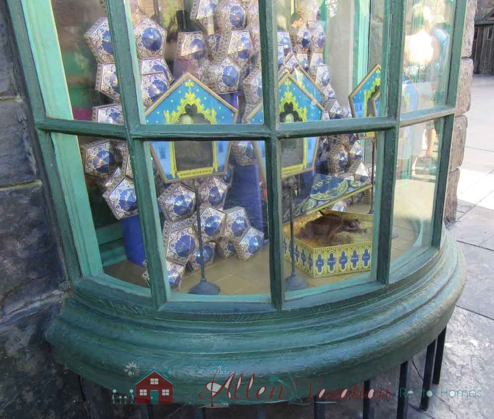 Honeydukes Candy shop