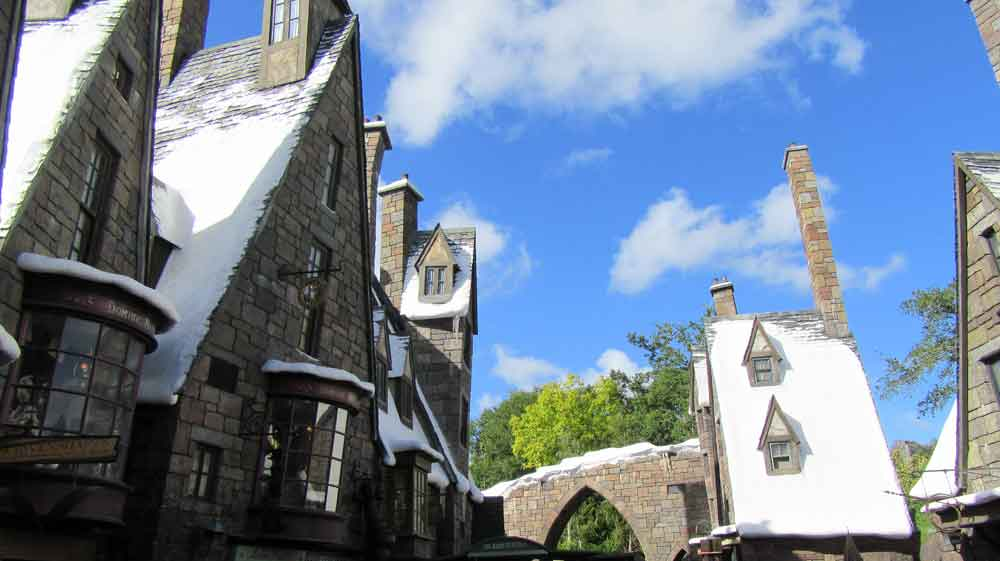 The Wizarding World of Harry Potter at Universal Park, Orlando